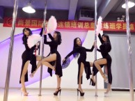 SJ尚景舞蹈专注钢管/爵士/DS领舞/TB秀/街舞培训