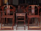 老挝大红酸枝餐桌