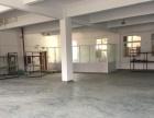 平湖虹霓1300平一楼标准厂房出租