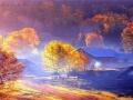 深秋,洛阳依然很美 西泰山一日游