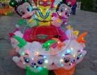 2014最新款式儿童充气电瓶车/彩灯充气电瓶车车罩