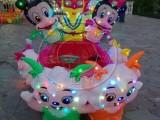 廠家直銷兒童充氣電瓶車/彩燈充氣電瓶車車罩