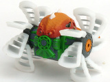 厂家直供二代小魔兽 机变神兽 天狮兽 遥控魔兽怪兽玩具车 变形兽