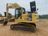 直销郑州二手挖掘机,原装小松130-7和200,240-8等