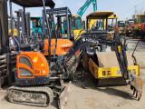 黄石优选二手小挖机厂家挖土机二手小型挖掘机