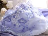 外贸日韩女士牛奶丝面料刺绣内裤蕾丝三角内裤 女式内裤批发