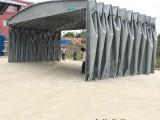 嘉兴嘉善户外推拉雨棚 活动伸缩遮阳蓬 仓库折叠帐篷厂家价格