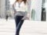 2011秋冬新品韩版女装紧身牛仔小脚长裤KA2040