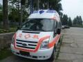 杭州市长途救护车出租,杭州市120急救车出租