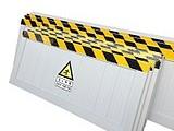 铝合金挡鼠板防鼠板配电室幼儿园车库防汛防洪挡水板定做