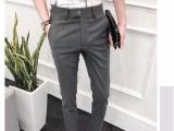 服装加工制造专业提供西裤,运动裤,休闲裤加工,定制,贴牌服务