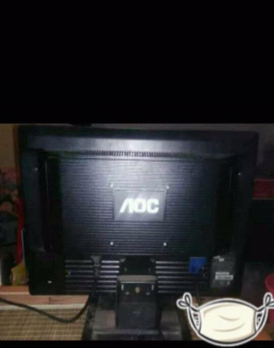 aoc 19寸宽液晶显示器