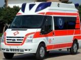 珠海跨省救护车出租