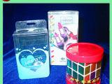 供应深圳东莞塑料盒子 圣诞礼品包装吸塑盒 透明胶盒超低价供应