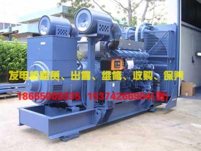 滨州沾化柴油发电机组出租,50KW~1800KW价格实惠