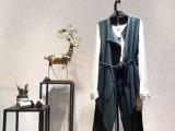 麦中林棉麻系列女装 爆款品牌折扣女装一手货源
