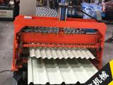 彩钢瓦压瓦机定做-彩钢瓦压瓦机生产厂家-压瓦机价格