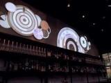 餐厅投影 互动投影餐桌 创意餐厅
