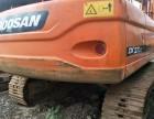 济南二手挖掘机市场出售转让斗山300挖机济南个人二手小挖掘机