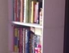 宜家风白色简约书柜书架置物架80元出,上门自提