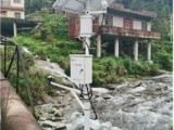 水電站流量監測系統
