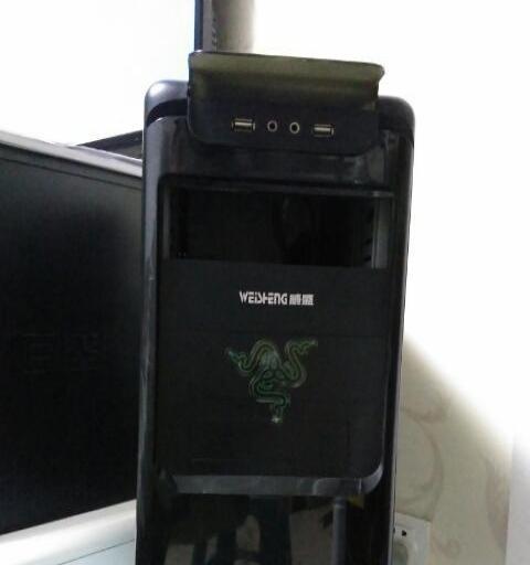酷睿2 E7300独立显卡电脑主机 朋友换下主机