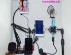 济宁市 电脑声卡电容麦 手机声卡直播 唱歌喊麦设备
