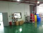 西乡鹤州新出700平方带装修厂房出租