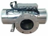 管道过流式紫外线消毒器水处理uv灯灭菌仪二次污水养殖场