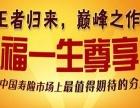 鑫福一生 理财养老教育险