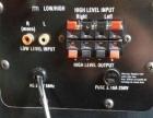 出:JBL有源低音炮一门