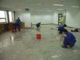 上海装修后保洁-别墅办公楼厂房保洁-地面清洗地板打蜡