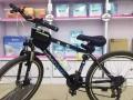 变速山地自行车