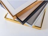 汉口哪里可以用铝合金边框做字画装裱