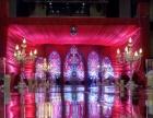 创意灯光渲染婚礼、专业租赁灯光音响、舞台桁架器材
