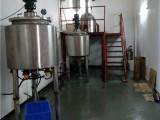 东莞导热油反应釜 润滑油 润滑脂成套生产设备