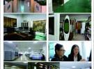 LOGO设计标识系统设计工业区写字楼酒店标识设计 制作 安装