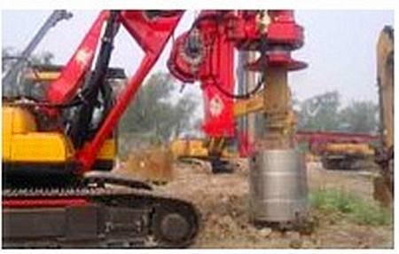 梧州市贺州市中联重科旋挖桩机公司低价格承接旋挖桩机旋挖桩业务