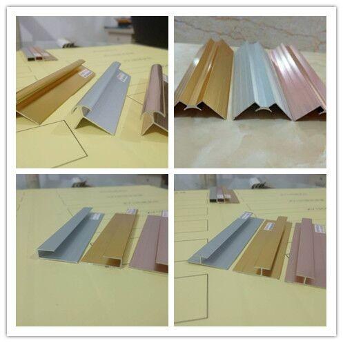 铝合金瓷砖阳角线背景墙木门装饰T型条封口包边线板材阴角阳角线