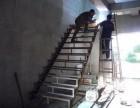 宝坻区定制铁艺大门-围栏安装-钢结构制作楼梯