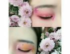 在广州,菲菲专业培训化妆美甲美容学校
