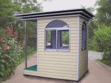 张家口不锈钢移动岗亭哪里有 高效节能