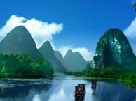 970元武汉出发桂林市内水上游、漓江精华游双卧五日游