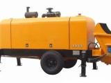 台州天台混凝土柴油地泵输送泵车出租租赁