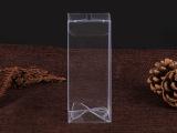 大量供应环保透明PVC胶盒化妆品通用立体