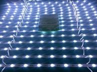 呼和浩特3030防水漫反射防雨漫反射带透镜灯条led背光源