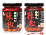 台湾 江记辣椒210g*12瓶/箱 2个味 进口调味品批发