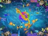 专业网络电玩城捕鱼游戏开发