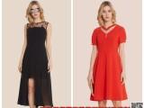 宠爱女人韩版女装一线品牌女装库存折扣批发价格