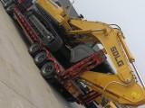 全國大件運輸 可運挖機 推土機 翻斗車等大件運輸